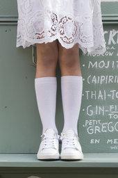 Cotton Knee-High Kids