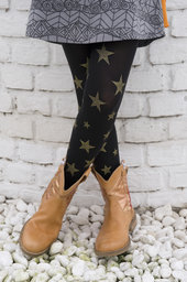 Twinkling Stars Tights