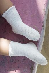 Ajour Sock