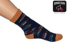 Deux Chevaux Sock