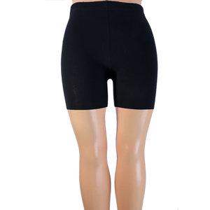 Short legging zwart